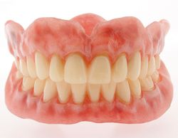 Complete Replacement Dentures